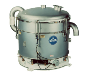 Pneumatic SWECO Inline Sifter